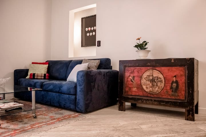 Oriental Style Home in Rome