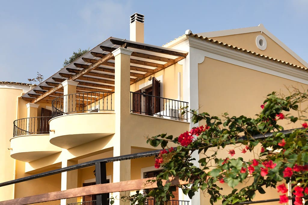 The Infinity villa - exterior