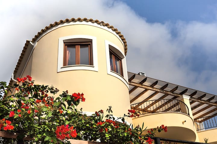 Infinity Villa in Kato Pavlina - 科孚