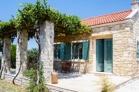 Cozy Country Cottage in Urla - Urla - Dom