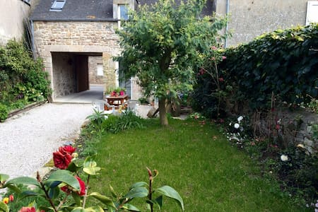 a 3 rooms house 80 m from the beach - Réville