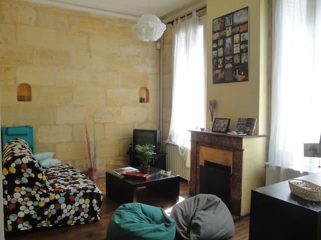Echoppe bordelaise 80m2 - Bordeaux - House