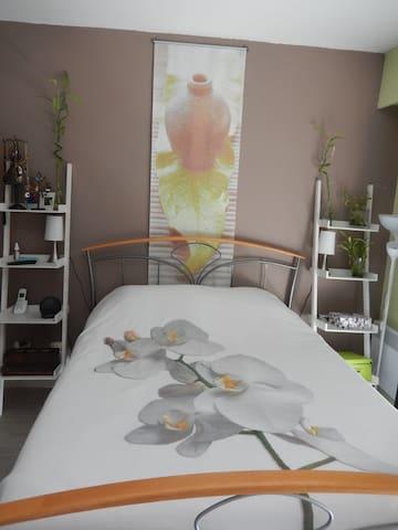 Chambre dans bel appartement - Meaux - Apartamento