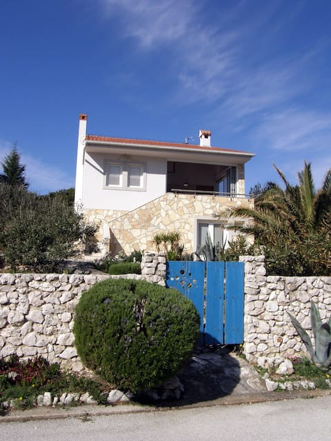 Gemütliches Haus  am Meer - liegt in der Nähe von Zadar
