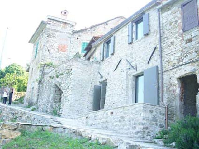 Cottage in Irola Wi-Fi Lunigiana - Villafranca in Lunigiana - Cabin