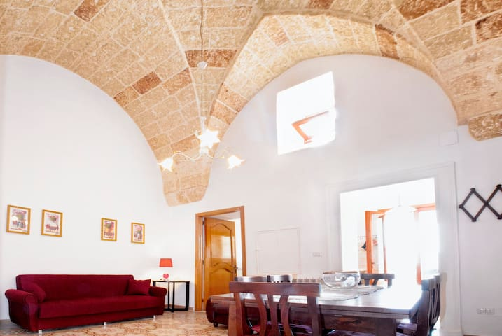 Picturesque southern Italian house - Specchia - Appartement