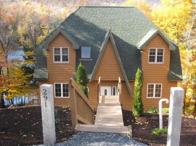 Chalk Pond House 3BR/3.5BA - Newbury - Haus