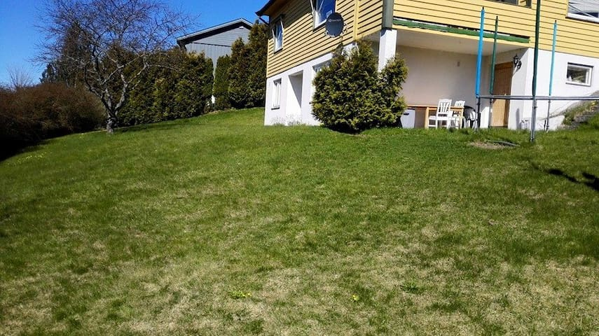 Closeness to nature and relaxing. - Halden - Appartement
