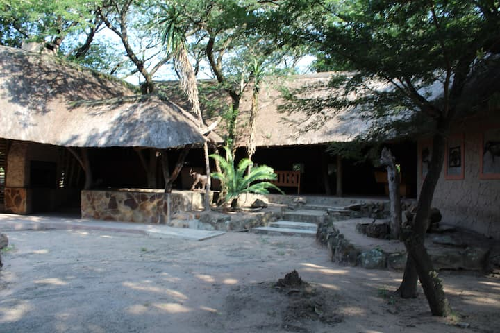 Nyala Game Ranch, A beautiful stay on a Game Ranch