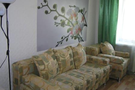 1-комн. квартира-студия в Центре - Тюмень