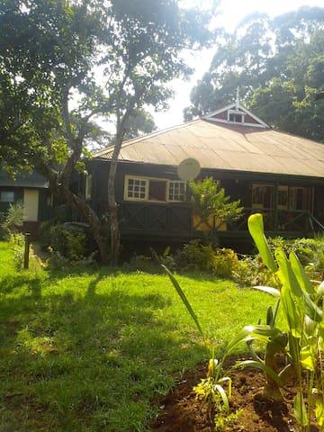 Rhodes Place - Nairobi - Bed & Breakfast