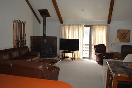 Quiet roomy condo for your family - Swain - Haus