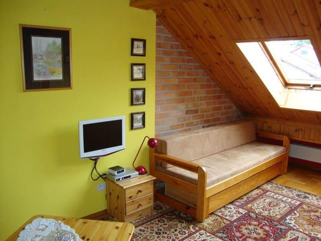 Villa Wroclaw guestroom Citron - Wroclaw - Villa