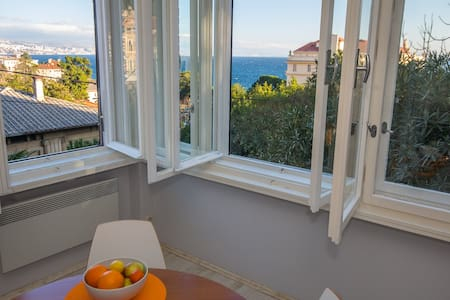 Apt in Villa Opatija center seaview - Abbazia