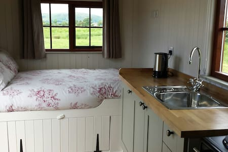 No 2 The Priory Shepherds Huts