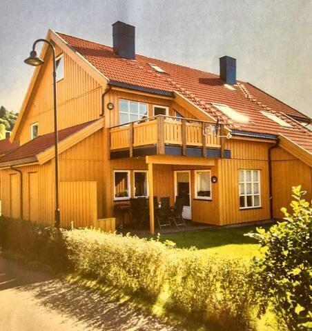 Koselig leilighet sentralt på Lillehammer