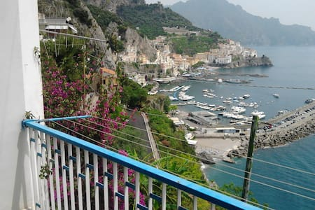 Amalfi, panorama, relax, privacy. - Amalfi