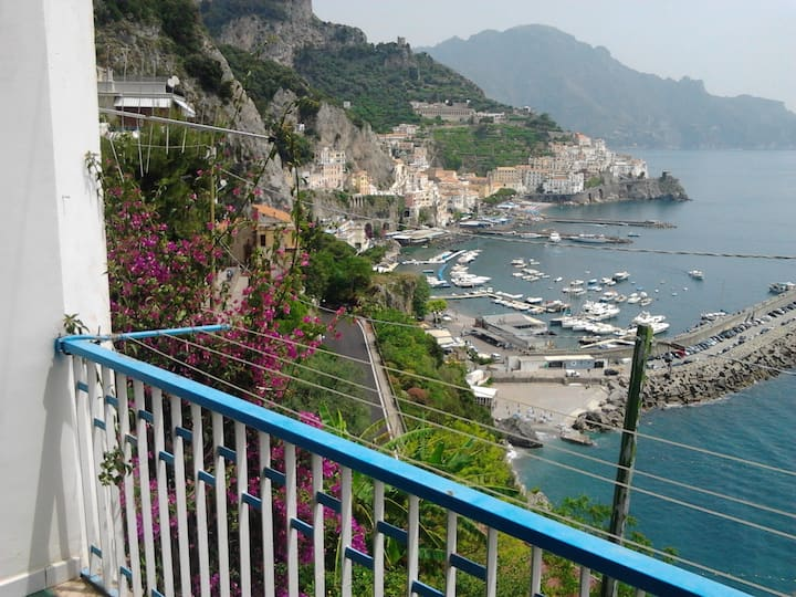 Amalfi, Panorama, Relax, Privacy