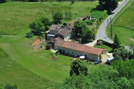 petits studios au coeur de la forêt - Liorac-sur-Louyre