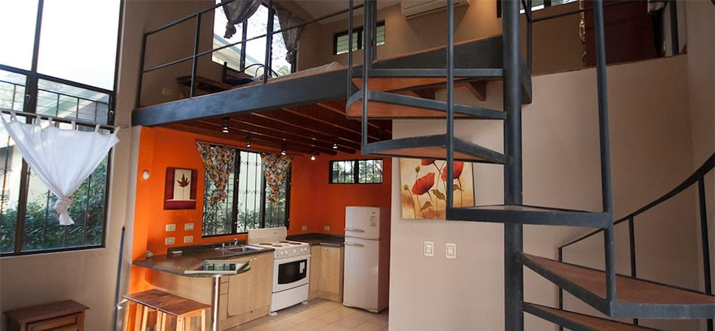 Sunset Loft Tamarindo Casa #1 - Tamarindo