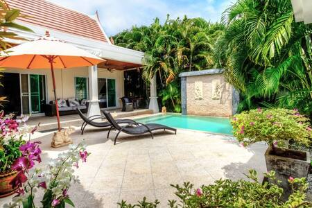 Mersault Villa - Very nice private pool villa - ムアンプーケット - 別荘