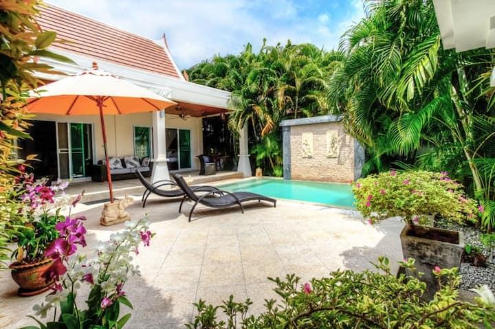 Gorgeous Modern, Vacation Pool Villa