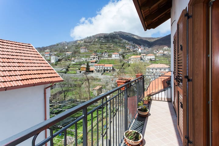 5.Charming and Hospitable Apartment - Pianillo - Lägenhet