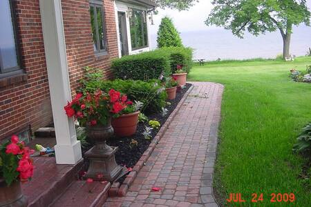 Lakefront Bed and Breakfast - Hamburg - Bed & Breakfast