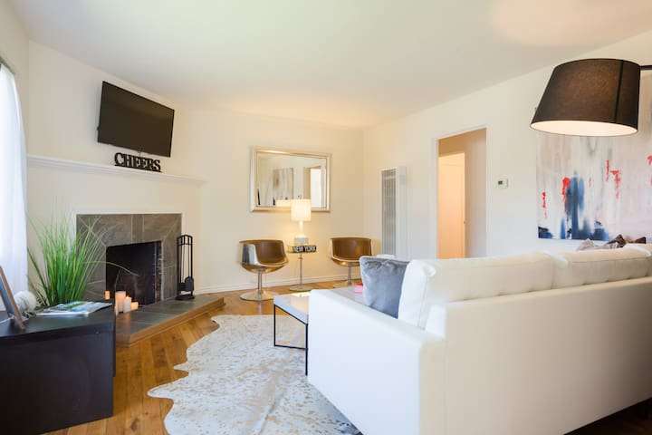 Entire House! Be Modern+Comfortable In Mill Valley