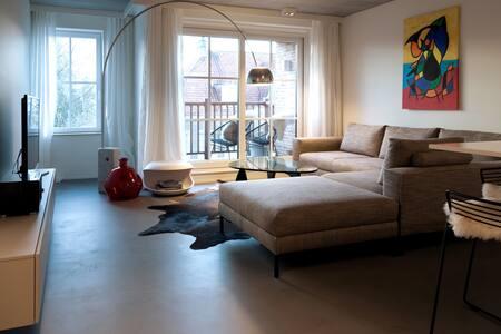 NewportLoft - Design appartement met garage