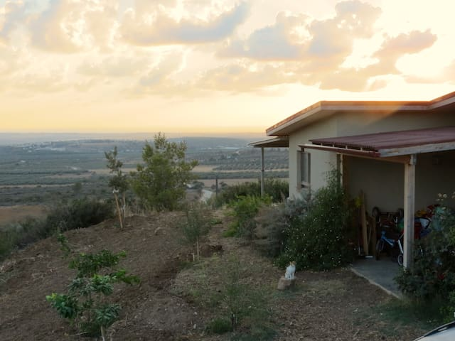 Perfect vacation, spacious house. Klil, Galilee - Klil - Casa