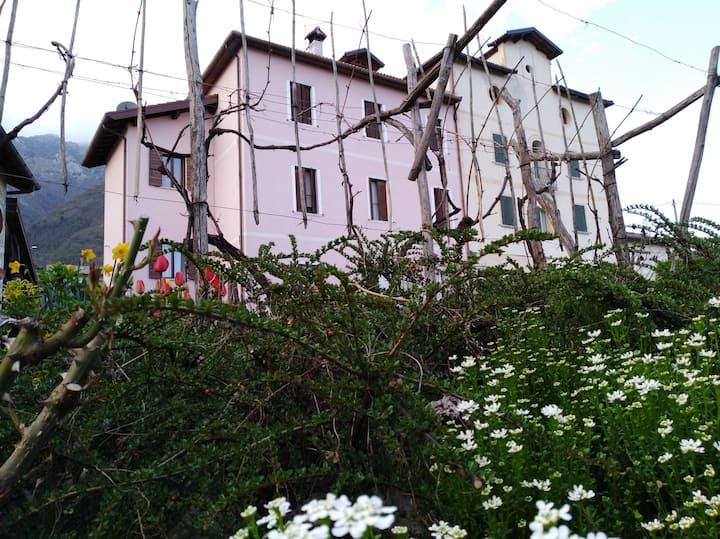 Casa alle porte delle Dolomiti