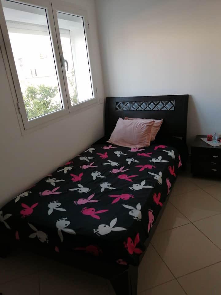 Partage maison chambre privée