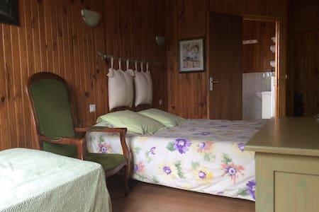 Chambre d'hôtes de charme - Mauzens-et-Miremont - Bed & Breakfast
