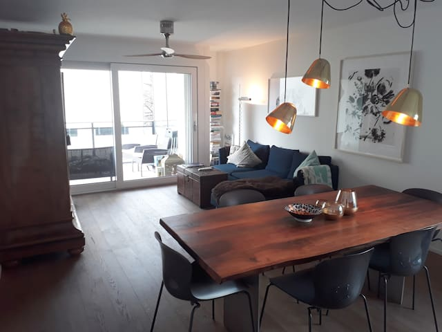 lovely modern appartment - perfect to explore ZH