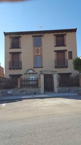Los Cortinales su alojamiento a 20' de Mérida
