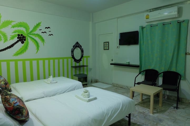 I-Talay Lodge Boutique Hotel - Pak Nam - Bed & Breakfast