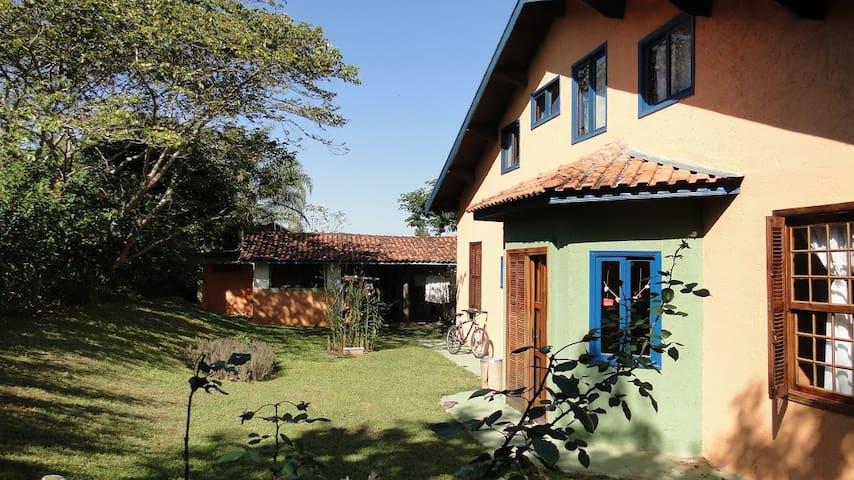 Hostel Casa 88 - Demétria - Quarto 2