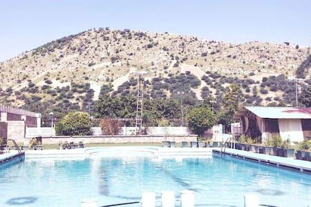 Mountain view Rooms,Free Parking, Lavish Food,pool