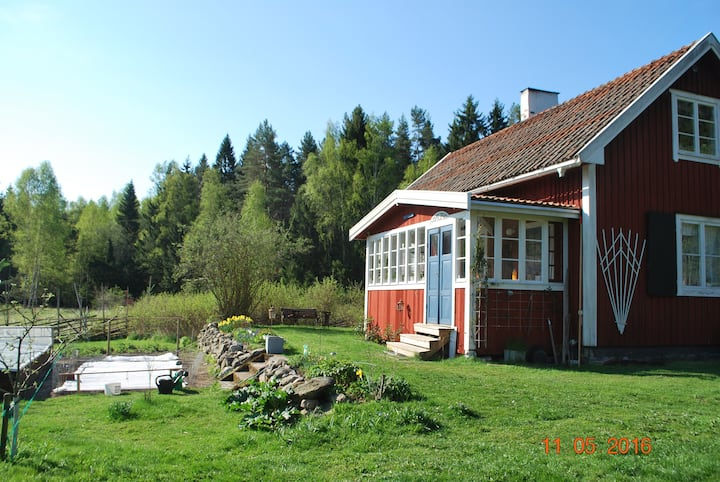 Charming countryhouse near Nyköping