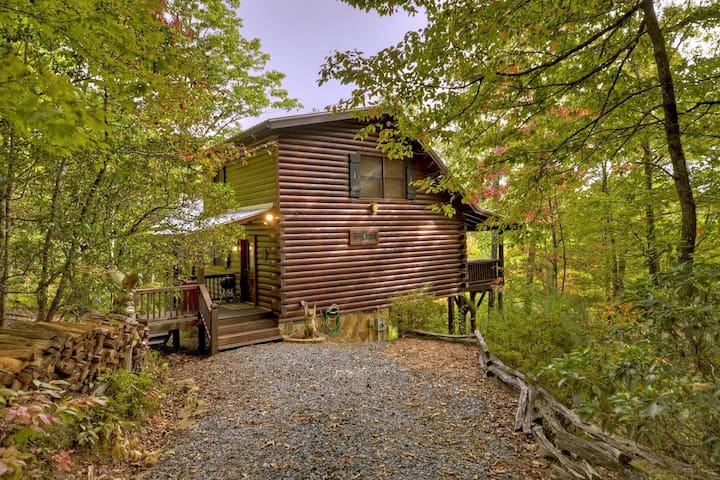 Cabin_Rentals_Bear_Retreat - Blue Ridge - Mökki