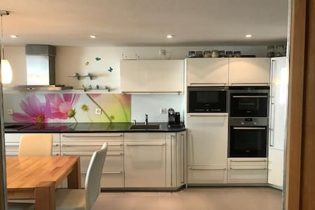 Suite mit schöne Küche in zentral Schüpfheim LU