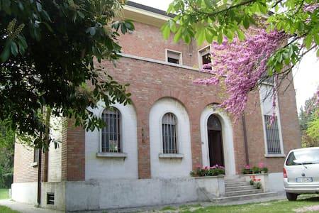 Mansarda in via Padova 3km dal centro - Ferrara - Inny