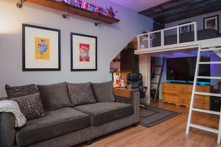 The Toy Loft + Free Parking