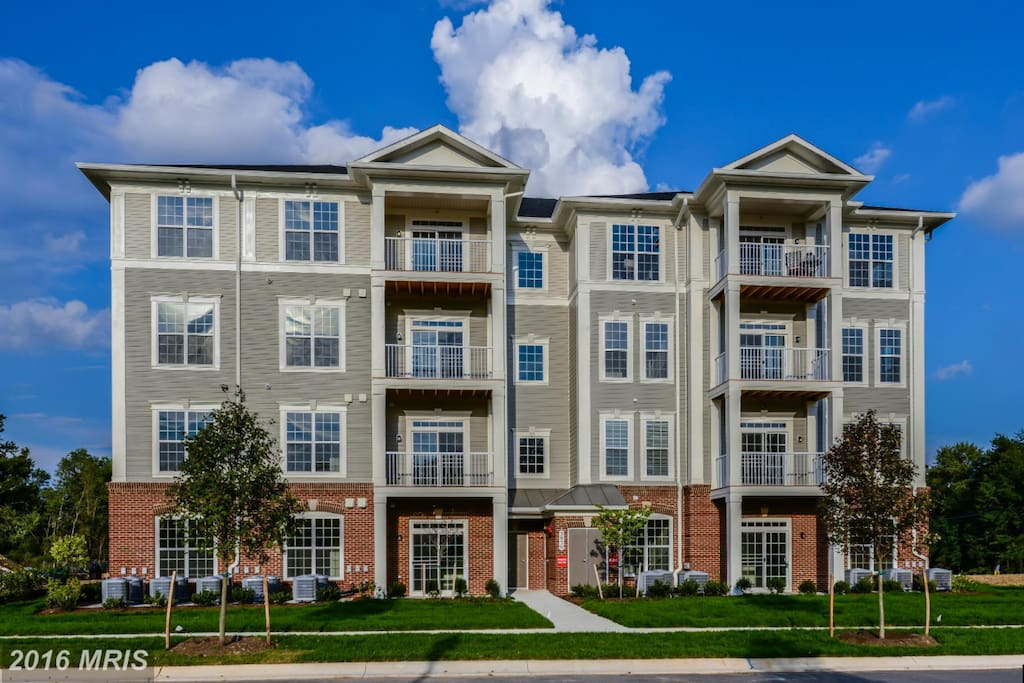 New clean quiet condominium everything avail for Italian kitchen silver spring maryland