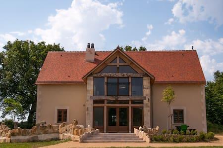 Brenne-villa, une magnifique maison - Luzeret