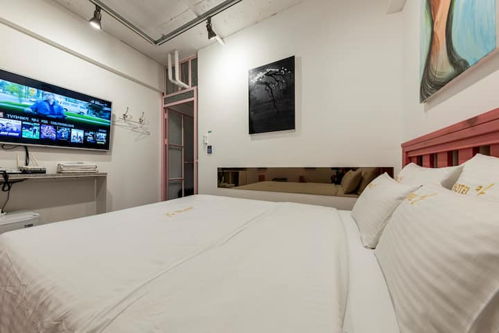 ★Stay Gallery11★Cosy Room, Clean Room for Tourist!