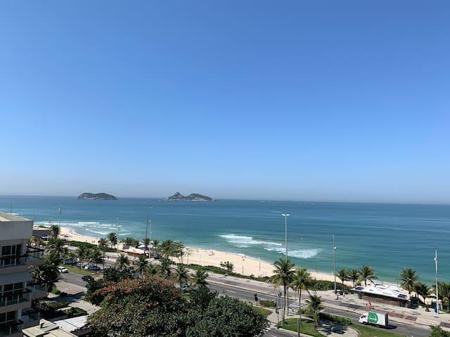 Vista para o Mar Barra da Tijuca
