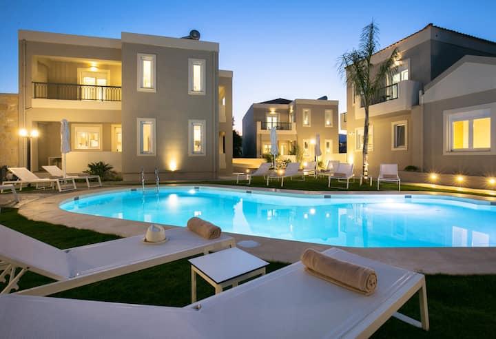 Limosa Luxury Big-2 residences complex