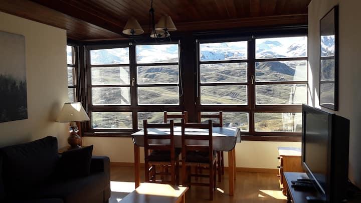 Bonito y acogedor apartamento en Formigal